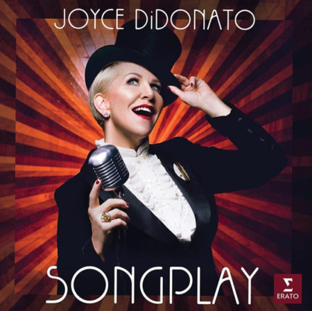 CD Cover with opera singer Joyce.